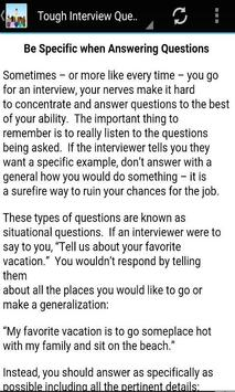 Job Interview Course apk screenshot