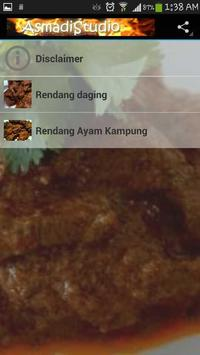 Resepi Masakan Raya screenshot 2