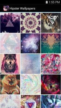 Hipster Wallpapers Ekran Görüntüsü 1