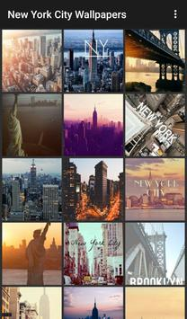 New York City Wallpapers poster