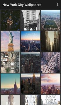New York City Wallpapers apk screenshot