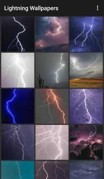 Lightning Wallpapers poster