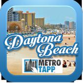 DAYTONA BEACH FLORIDA icon