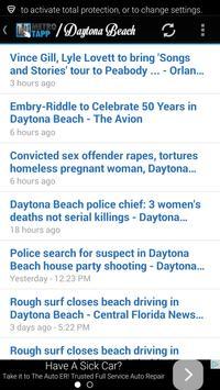 DAYTONA BEACH FLORIDA apk screenshot