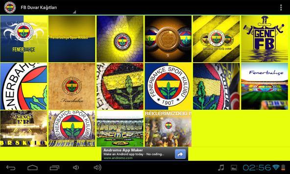 FB Duvar Kağıtları Marş Haber screenshot 1