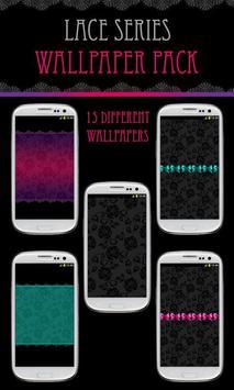 Lace Series Wallpaper Pack screenshot 1