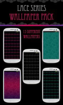 Lace Series Wallpaper Pack screenshot 2