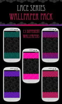 Lace Series Wallpaper Pack screenshot 3
