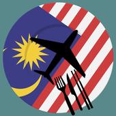 Kuala Lumpur, Malaysia - Eat, Travel, Love icon