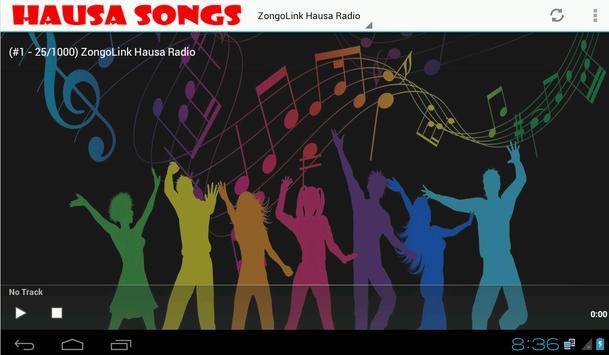 Hausa Songs and Radio apk screenshot