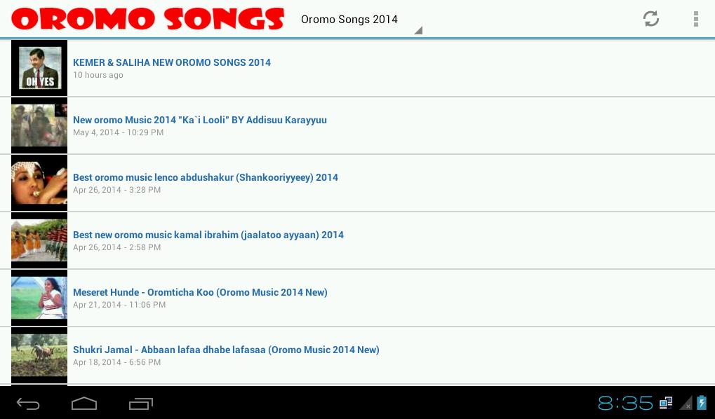 Oromo Songs and Radio for Android - APK Download