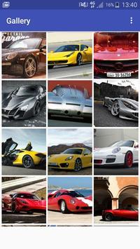 New HD Super Car Wallpapers apk screenshot
