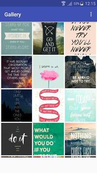 New Fitness & Motivational Wallpapers poster