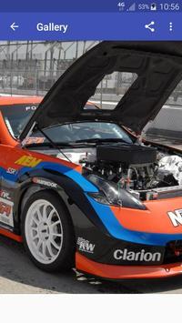New HD Drift Cars Wallpapers apk screenshot
