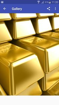 New HD Gold Wallpapers screenshot 1