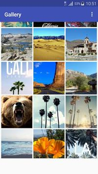 New Stunning California HD Wallpapers poster