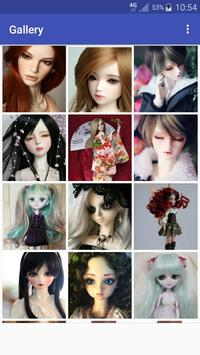 New HD Dolls Wallpapers apk screenshot