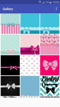 New HD Cute Bow Wallpapers apk screenshot