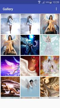 New HD Angel Wallpapers apk screenshot