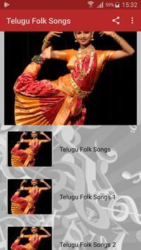 Telugu Folk Songs poster