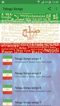 The Best Telugu Songs poster