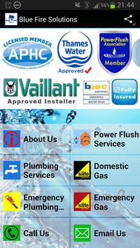 Blue Fire Solutions apk screenshot