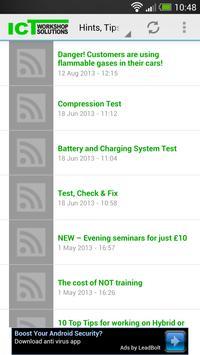ICT Workshop Solutions screenshot 3