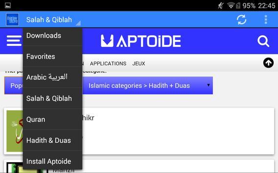 Best Of : Islamic Apps apk screenshot
