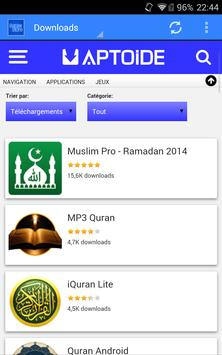 Best Of : Islamic Apps poster