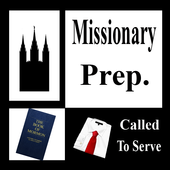 LDS Missionary Prep icon