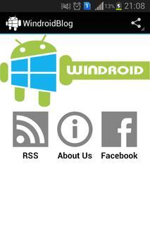 WindroidBlog poster