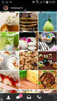 Food Wallpapers apk screenshot