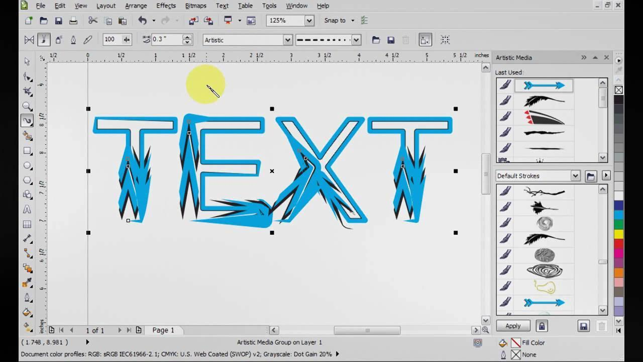 Corel Draw X7 video tutorials for Android - APK Download