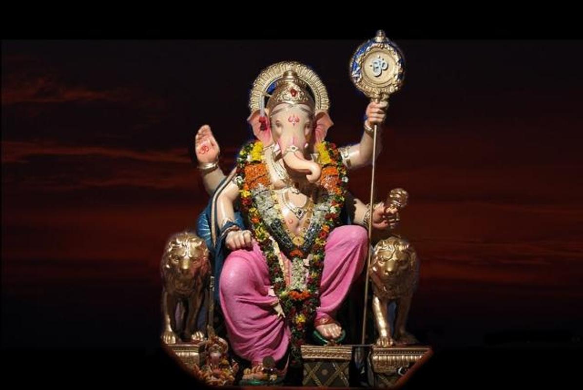 Download Images Of Ganpati Bappa: Ganpati Bappa HD Wallpapers For Android