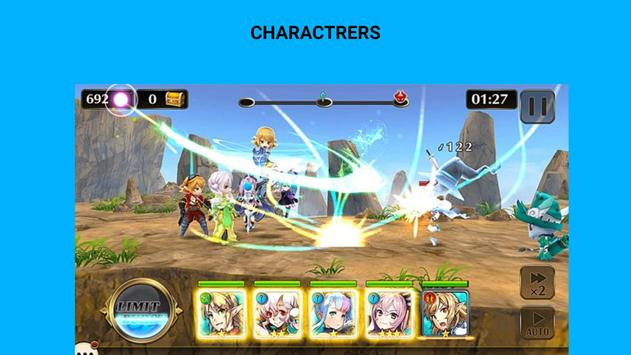 Character for Valkyrie Connect apk screenshot