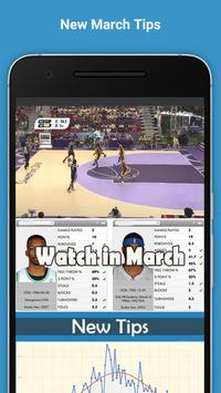 Free Ncaa March Madness 17 Tip apk screenshot