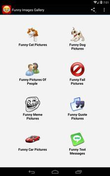 Funny Images Gallery apk screenshot