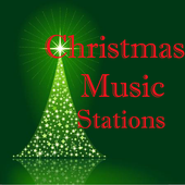 Christmas Music Stations icon