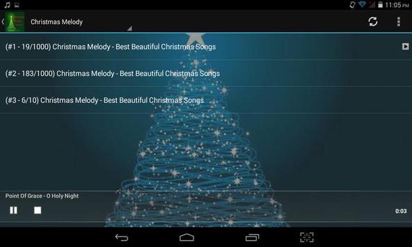 Christmas Music Stations apk screenshot