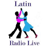 Latin Radio Live icon