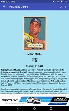 Most Valuable Baseball Cards For Android Apk Download