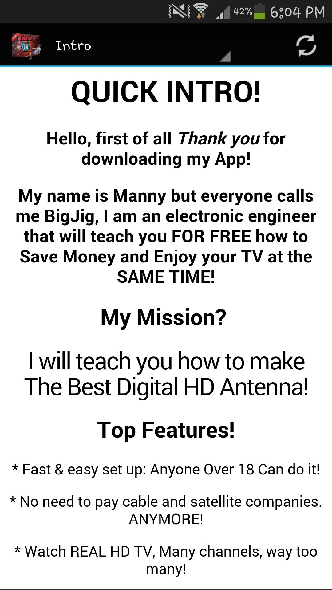 Antenna TV for Android - APK Download