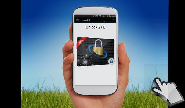 Unlock ZTE screenshot 15
