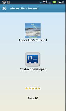 Audio - Above Life's Turmoil screenshot 4
