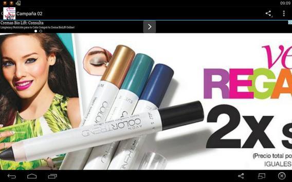 Catalogo Cosmeticos Argentina apk screenshot