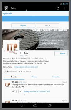 ITP S.A.C. screenshot 5