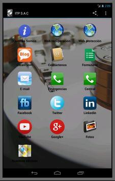 ITP S.A.C. screenshot 9