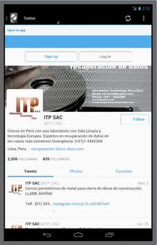ITP S.A.C. screenshot 13