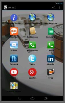 ITP S.A.C. screenshot 12