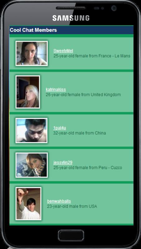 Chat Hour Chat Rooms Für Android Apk Herunterladen